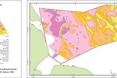 Humber REC Seabed sediment distribution map
