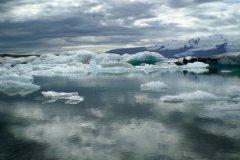 Iceland's glacier limits (2010)