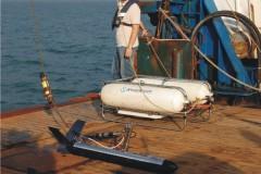 Geophysical Survey equipment