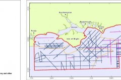 All Geophysical survey lines