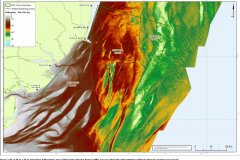 REC Bathymetry and Regions