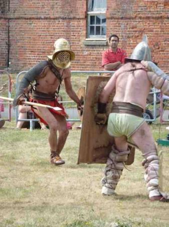 Britannia Gladiators