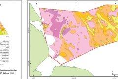 Humber REC Seabed sediment distribution map