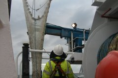 Beam trawl