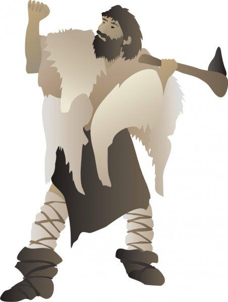 Palaeolithic Man