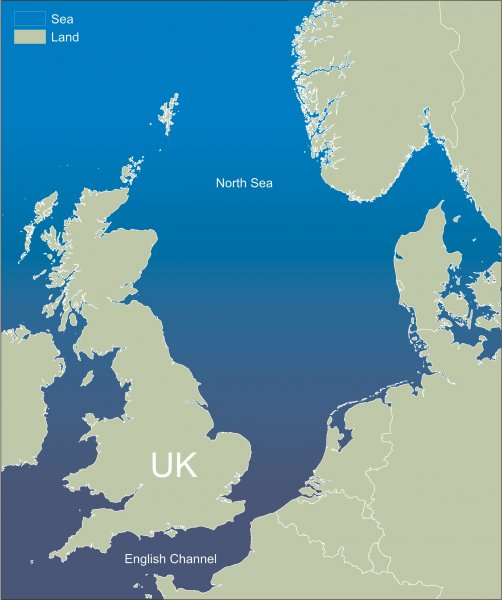 Map of Britain: Today