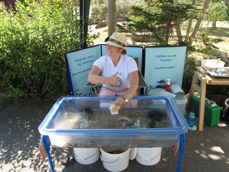 Rhonda and the water table, Weymouth