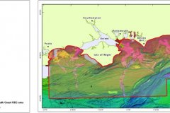 South Coast REC seafloor character