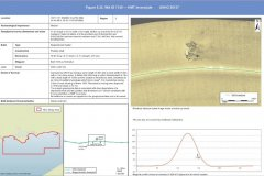 Wreck of the HMT Inverclyde with sidescan data image