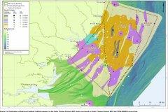 High level Habitat classification map