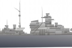 WWII ship